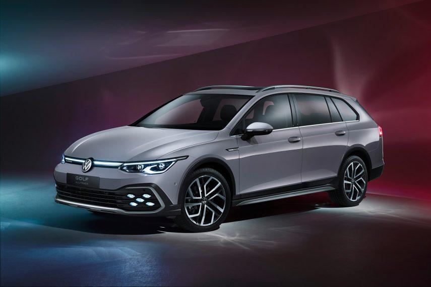 Volkswagen Golf Alltrack 2020 01