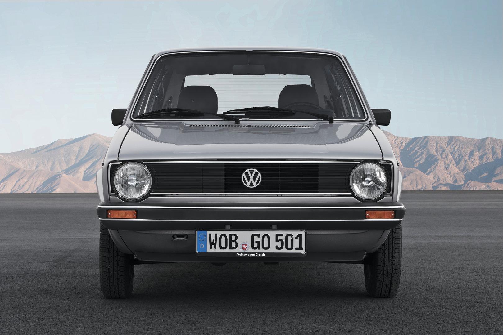 Volkswagen Golf generacion 1