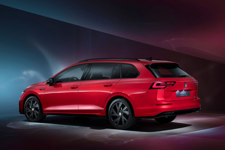 Volkswagen Golf Variant 2020 02
