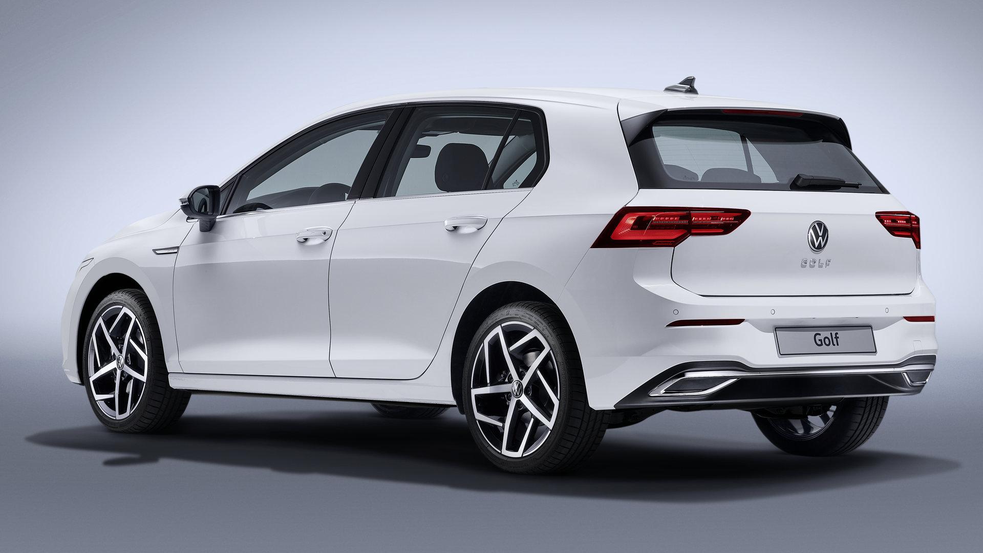 Volkswagen Golf VIII 08
