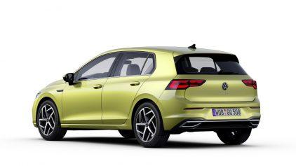 Volkswagen Golf VIII 10