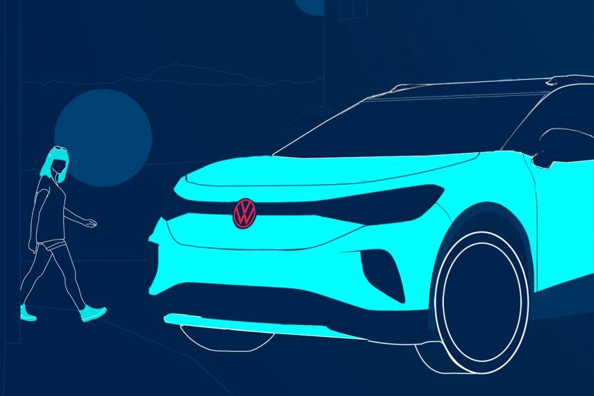 Volkswagen adelanta nuevas fotos del ID.4