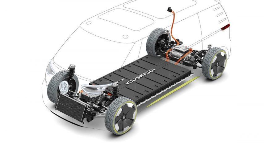 Control de un vehículo a motor eléctrico
