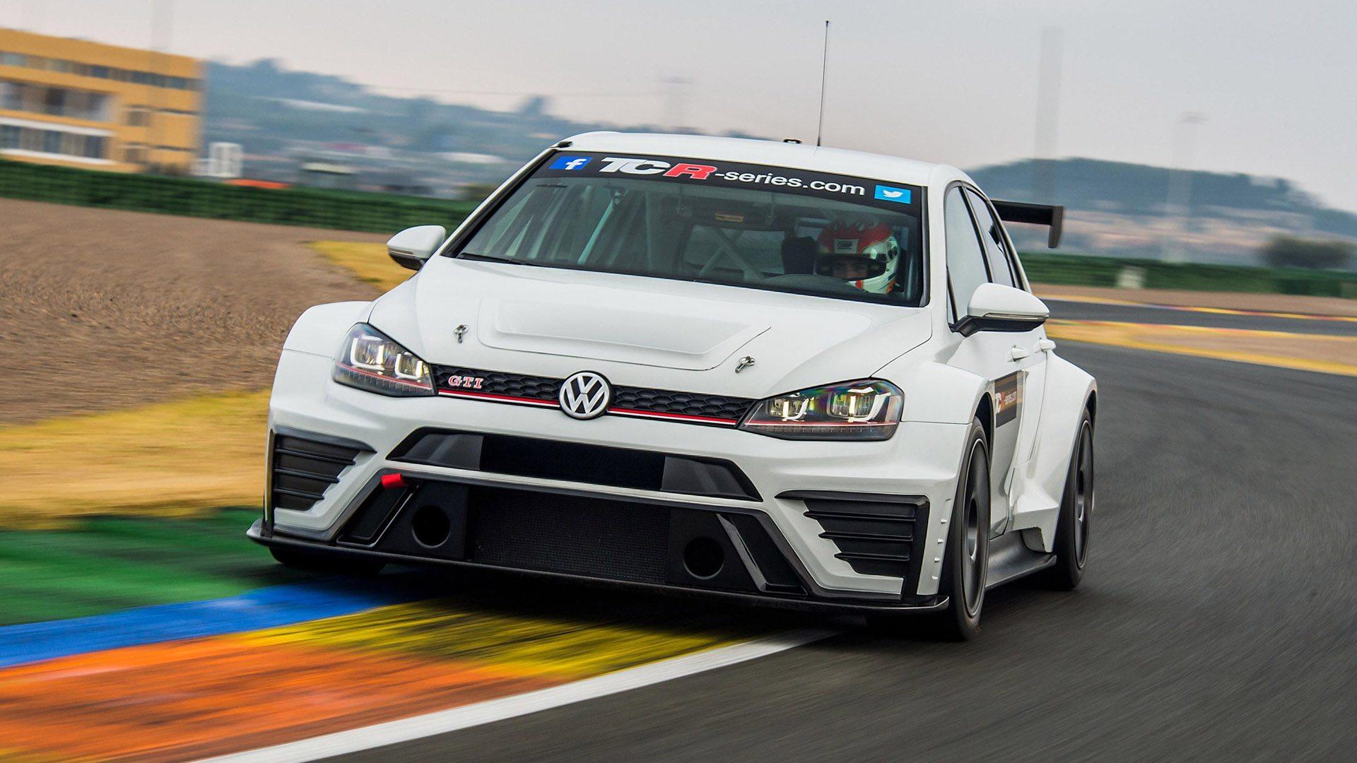 Volkswagen Golf Gti Tcr 2016