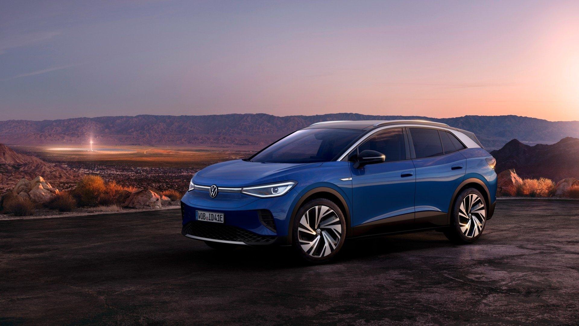 El nuevo Volkswagen ID.4 ya es real y llegará a Europa antes de que finalice 2020