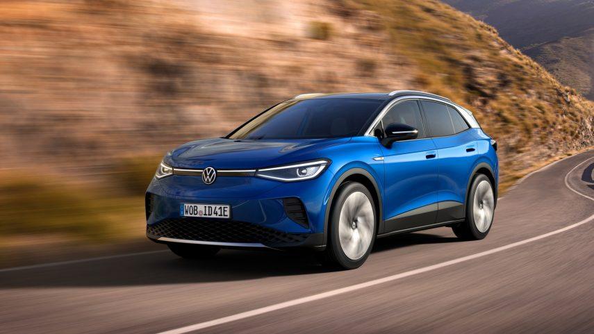 Comienzan las entregas del Volkswagen ID.4 en España