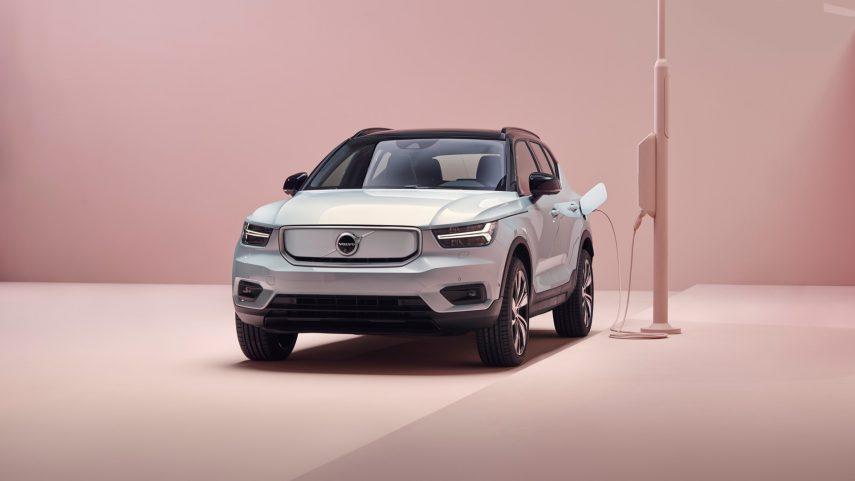 Nuevo Volvo XC40 Recharge, el futuro eléctrico de la marca comienza aquí