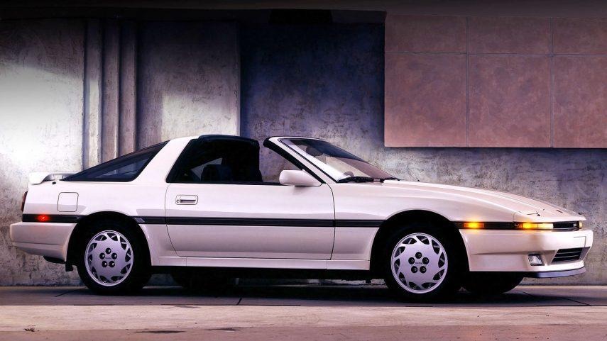 Coche del día: Toyota Supra 3.0GT Turbo