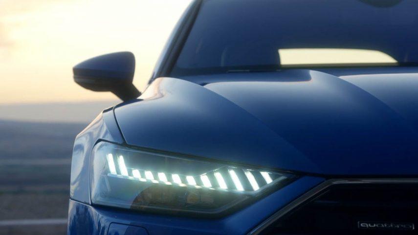 Filosofía de diseño del nuevo Audi A7