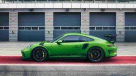 3 911 Gt3 Rs 2018 Porsche Ag