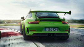 5 911 Gt3 Rs 2018 Porsche Ag