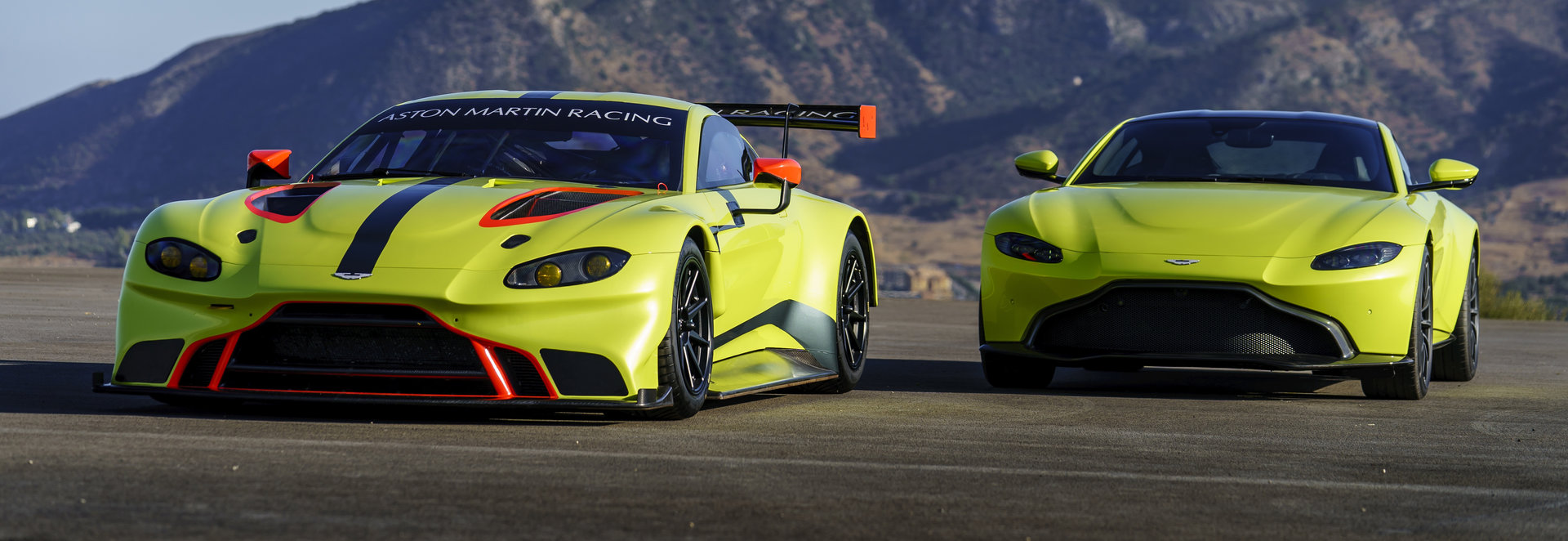 Aston Martin anuncia sus novedades para Ginebra
