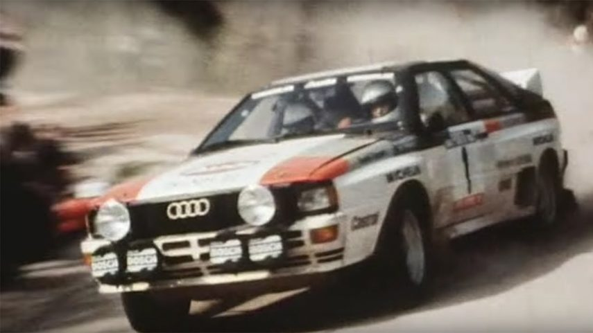Historia de Audi Sport