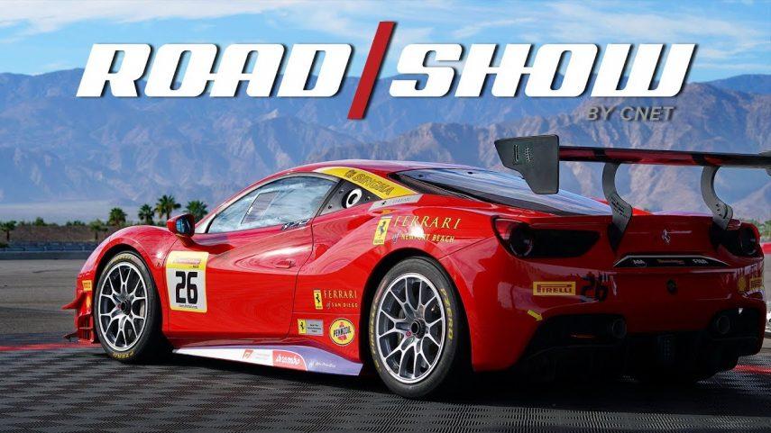 Ferrari corso pilota Challenge