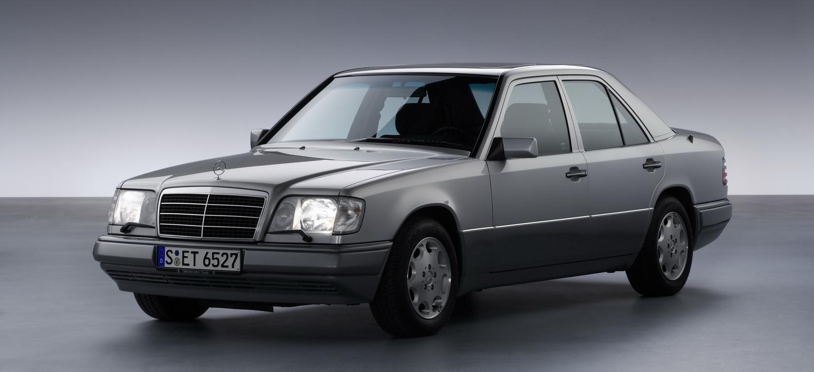 Mercedes-Benz Clase E (W124)