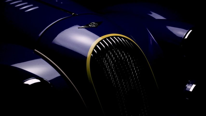 El Morgan Plus 8 50th Aniversary Edition se hace de rogar en este teaser