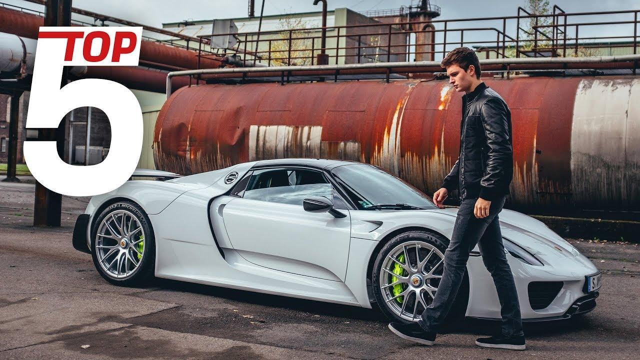 Porsche Top 5 Temporada 2
