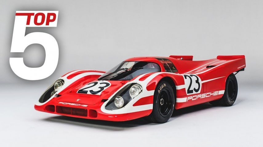 Porsche Top 5, ya tenemos el capítulo 2