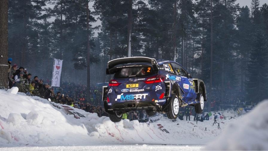 WRC: Rally de Suecia 2018