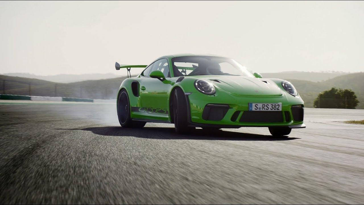 "Llega el Porsche 911 GT3 RS, la ""guinda"" de los 991"