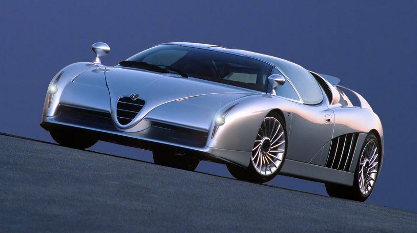 Coche del día: Alfa Romeo Scighera