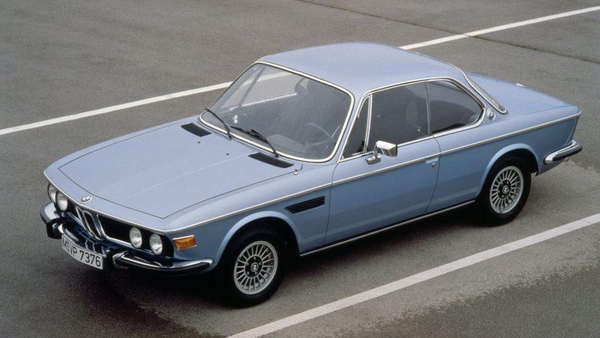 Coche del día: BMW 3.0 CS