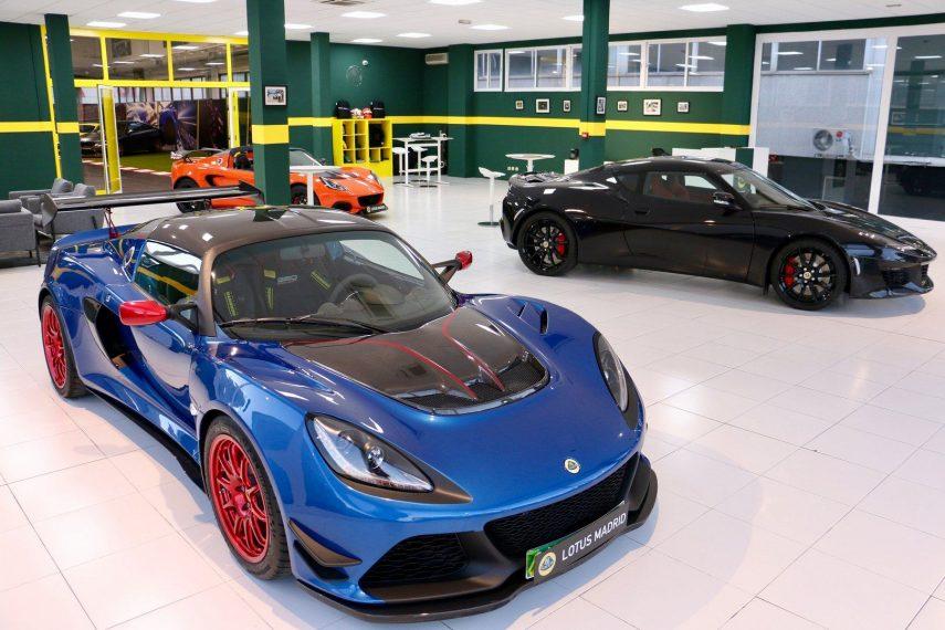"""Lotus puede recibir un """"empujón"""" de 1.500 millones de libras"""