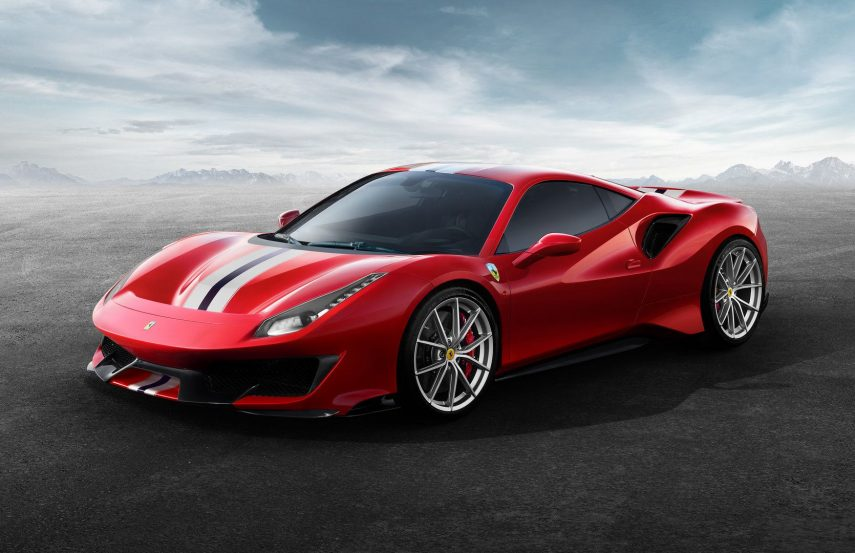 ¡Impresionante! Así es el Ferrari 488 Pista