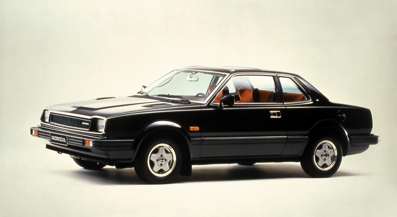 Coche del día: Honda Prelude (1ª generación)