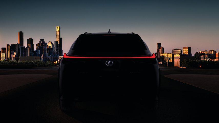 Lexus presentará en Ginebra el UX, su próximo superventas