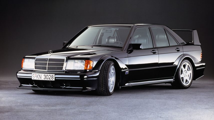 Coche del día: Mercedes 190E 2.5-16 Evolution II