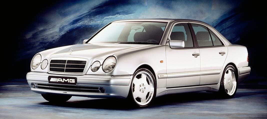 Mercedes-Benz E 50 AMG (W210)