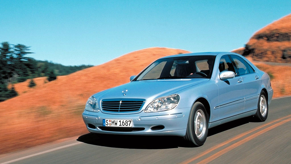 Mercedes-Benz S 320 (W220)