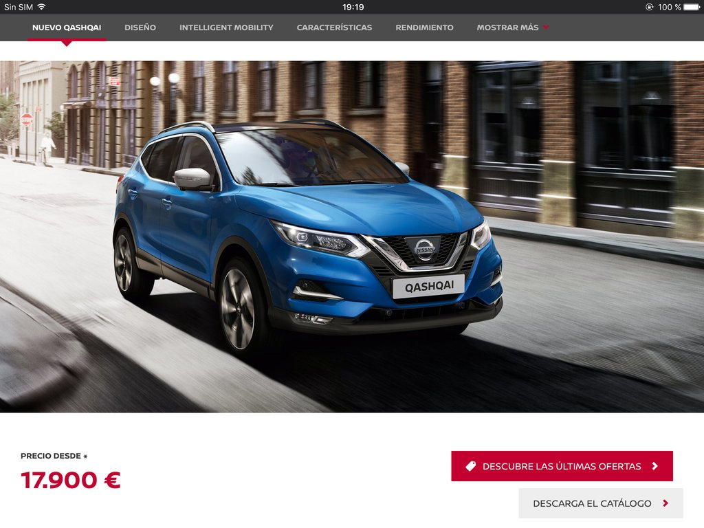 Oferta Nissan