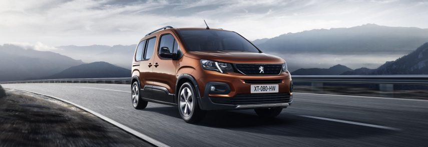 Peugeot Rifter y Rifter 4×4 Concept: aventura y comodidad por partes iguales