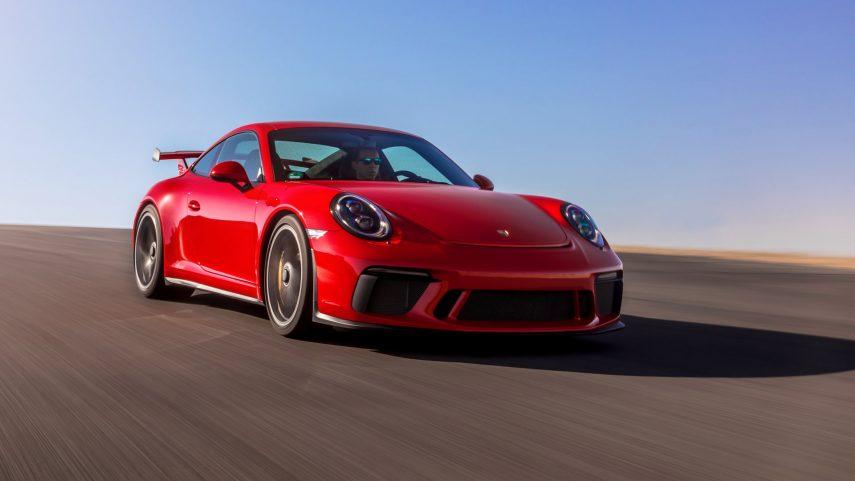 Porsche seguirá siendo fiel al motor atmosférico…
