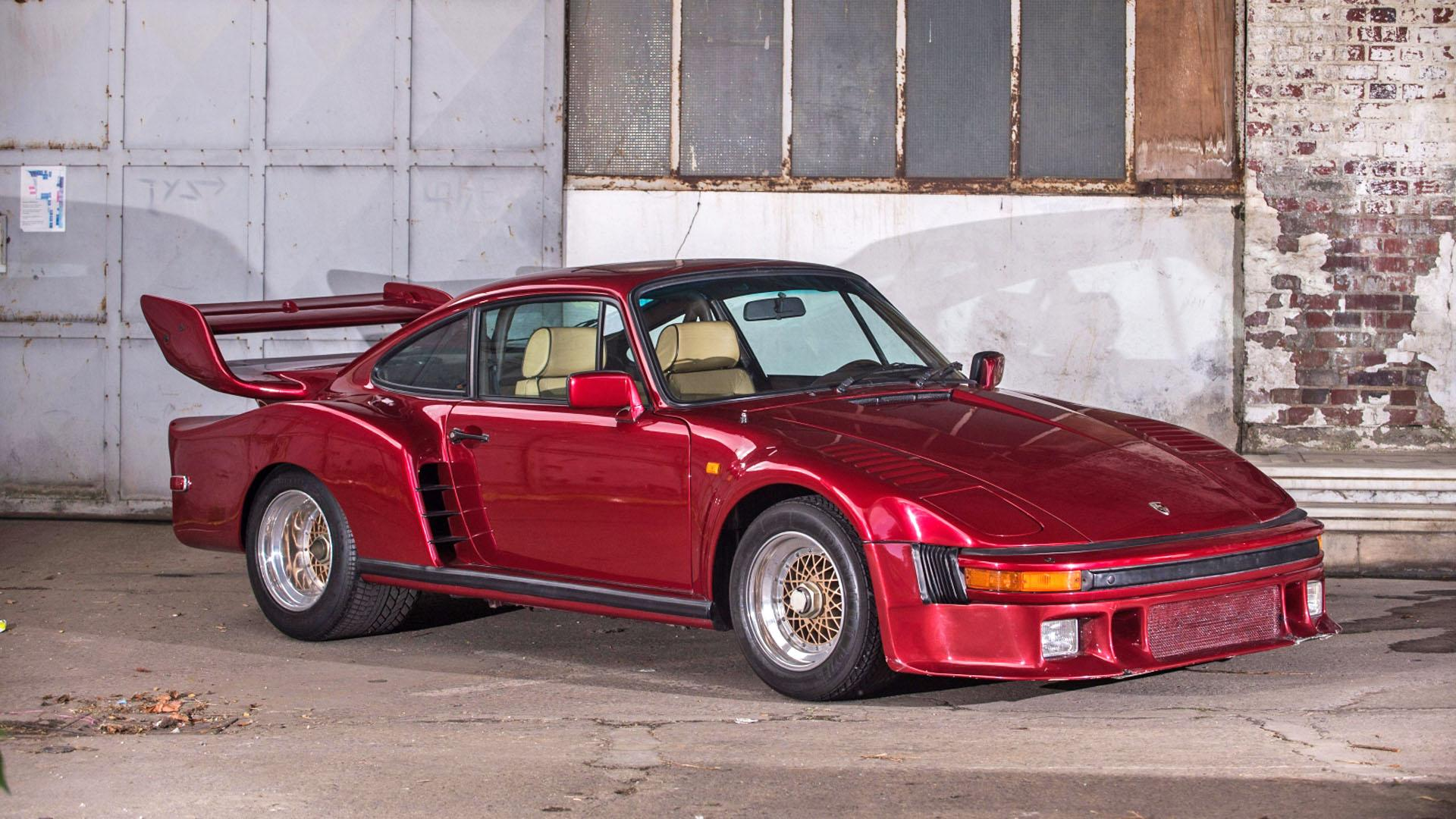 Coche del día: Porsche 935 Straßenversion