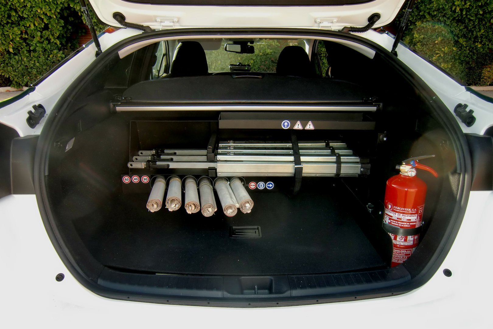 Toyota Prius Guardiacivil 3