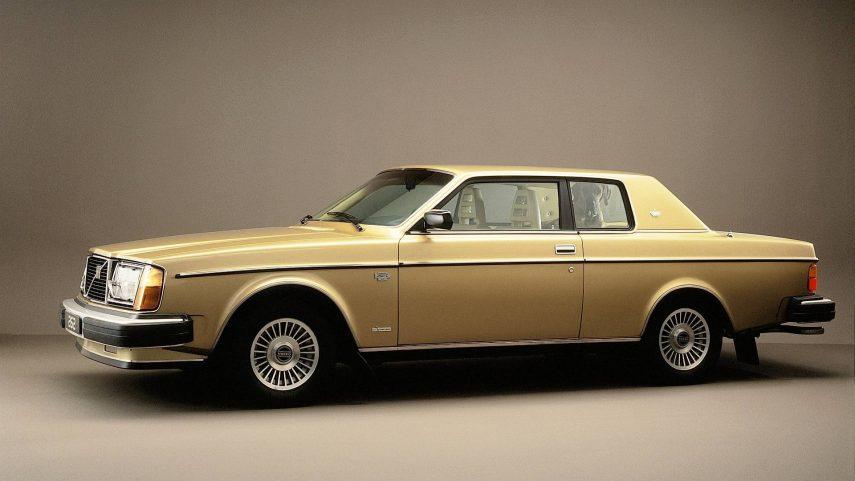 Coche del día: Volvo 262C