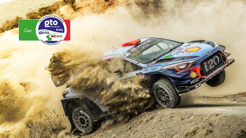 WRC: Rally de México