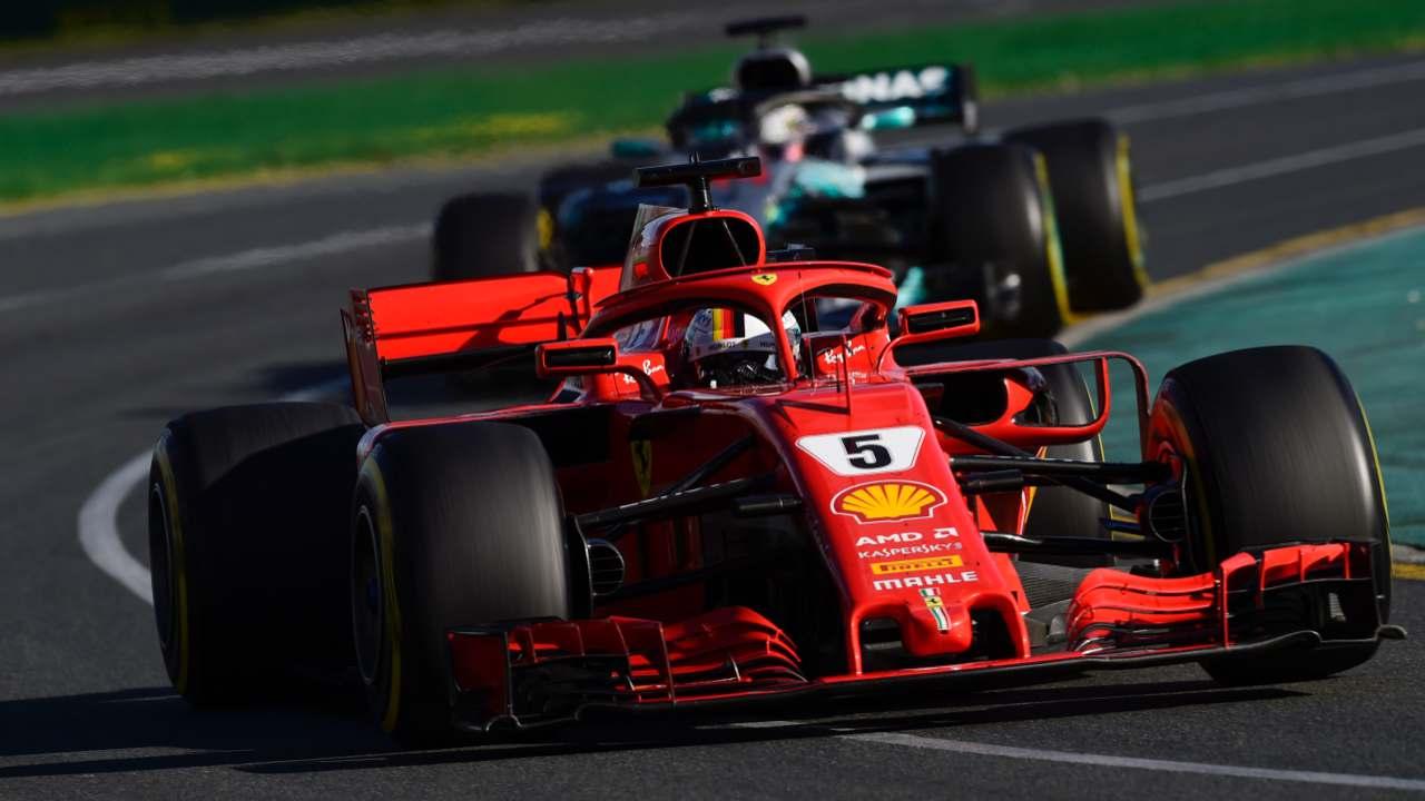 Australian Grand Prix Race