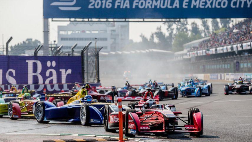 Hoy tenemos Fórmula E