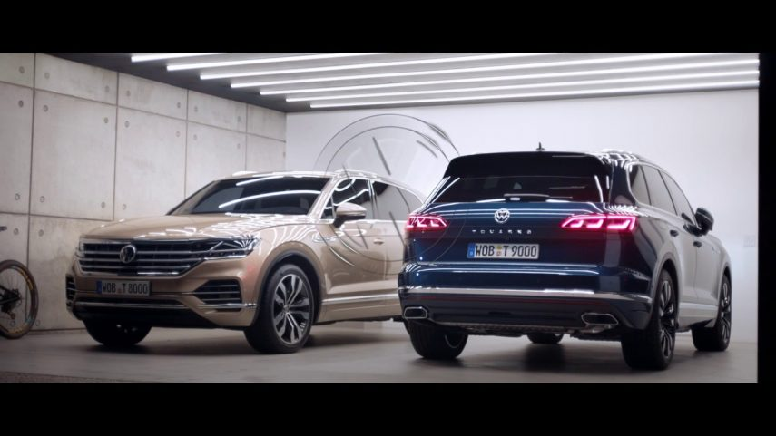 El Volkswagen Touareg se renueva