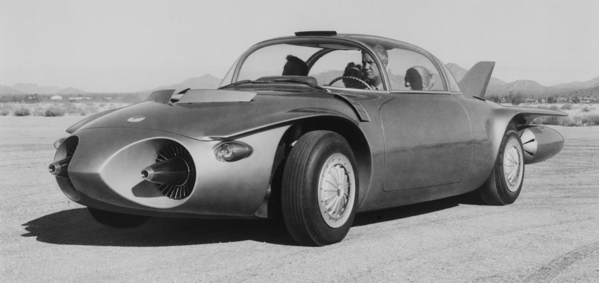 Coche del día: Pontiac Firebird II