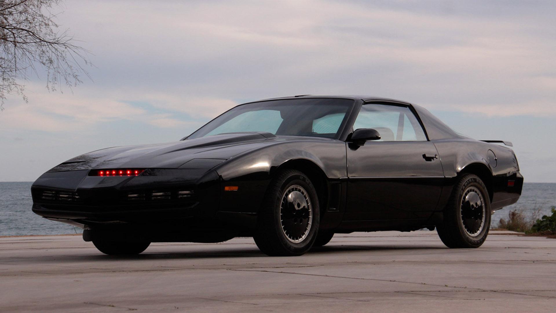 Coche Del Día Pontiac Firebird Trans Am 1982 Espíritu Racer