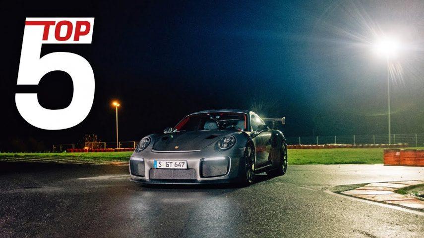Los 5 mejores atributos del Porsche 911 GT2 RS