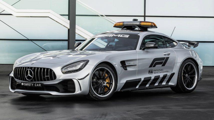 La Fórmula 1 estrena Safety Car