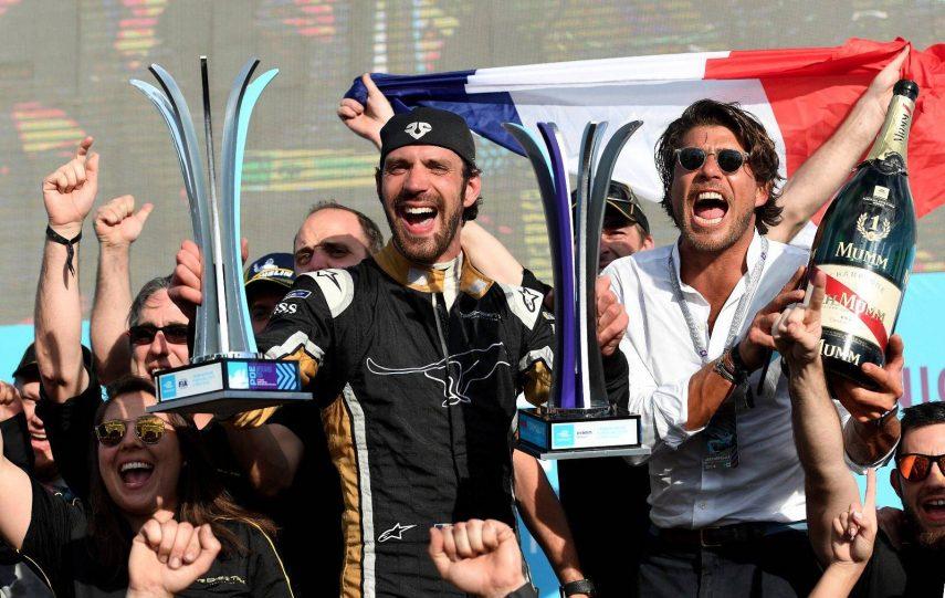 Vergne gana el ePrix de Punta del Este
