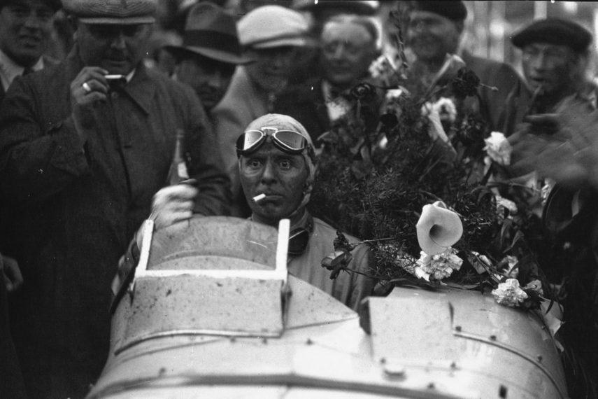 Grandes pilotos: Achille Varzi