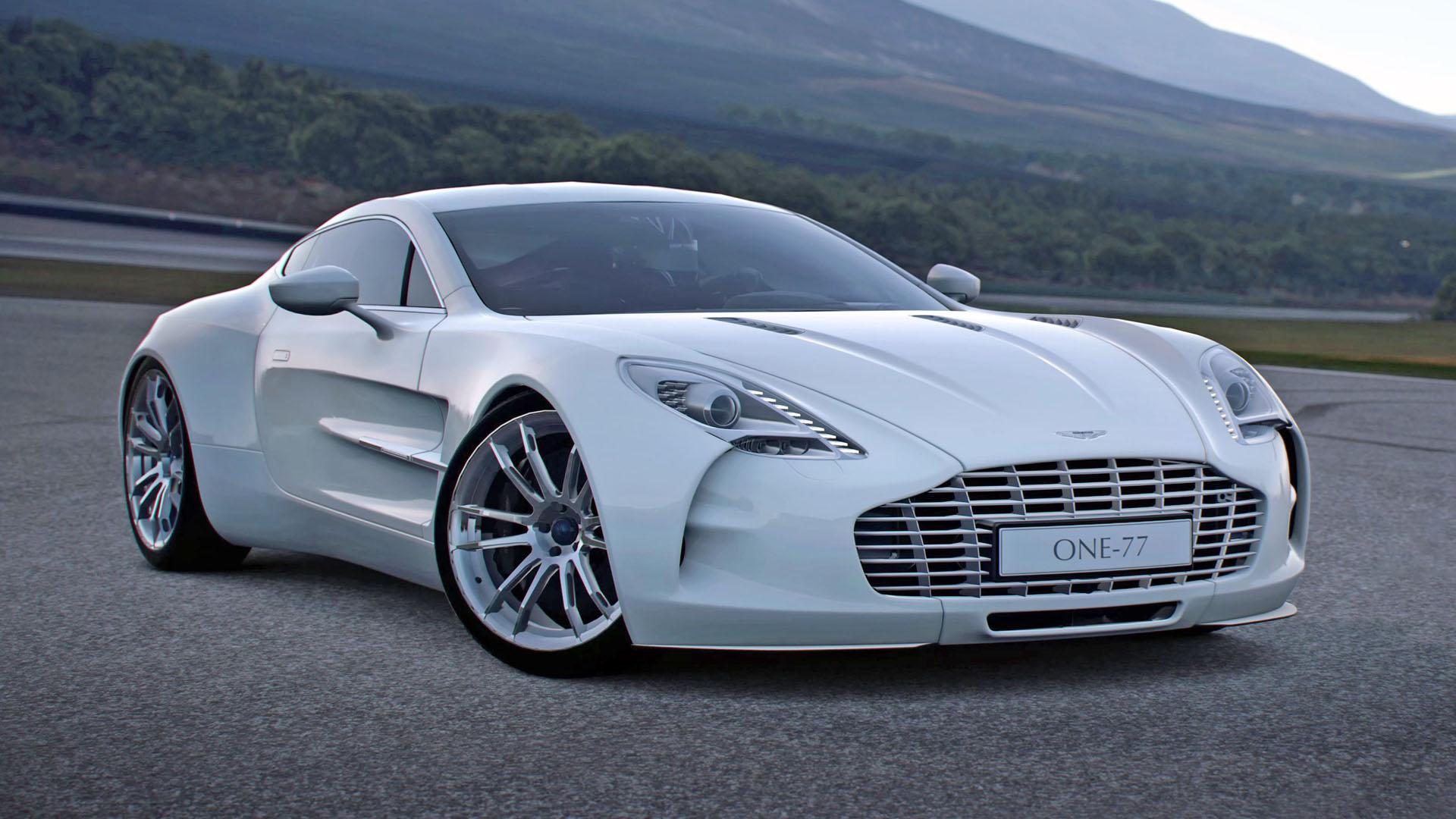 Coche del día: Aston Martin One 77